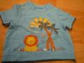 ライオンTシャツ $1