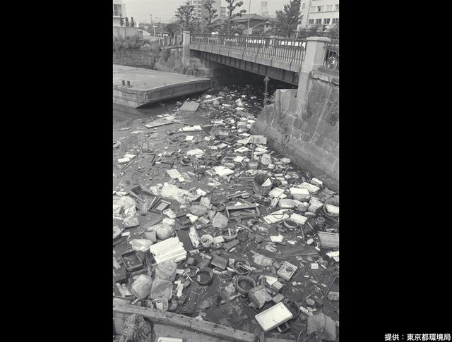 昔の東京の川