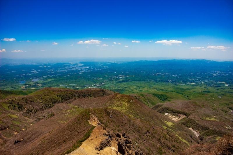 山頂からの眺め1