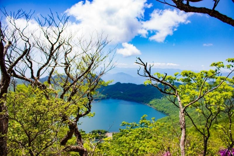 駒ケ岳からの眺めその2