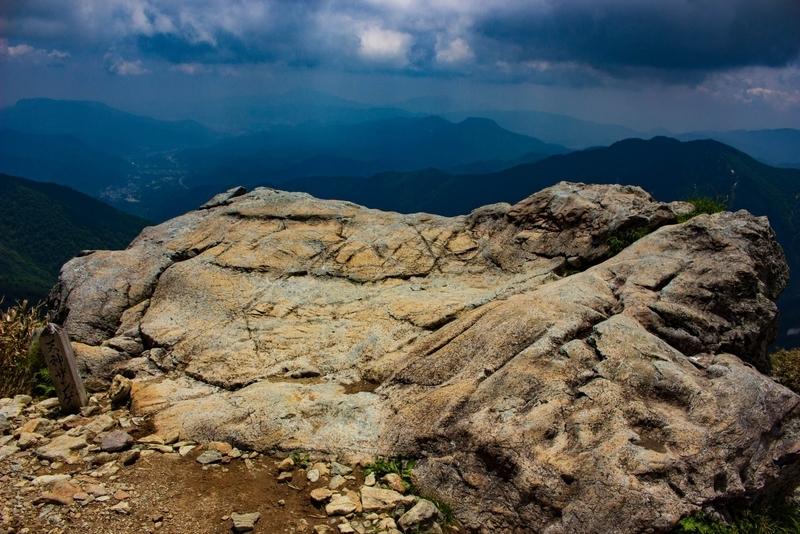 天神ザンゲ岩その2