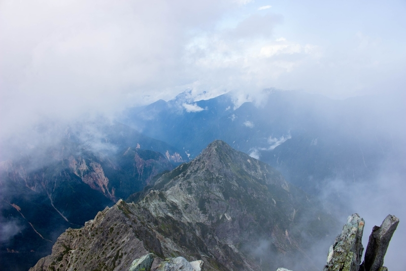 山頂からの景色その2