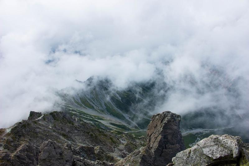 山頂からの景色その4