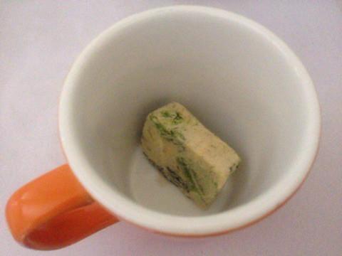 無印良品のスープ あさりとコーンのクラムチャウダー