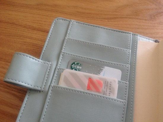 ココフセンカード ほぼ日手帳の内ポケット