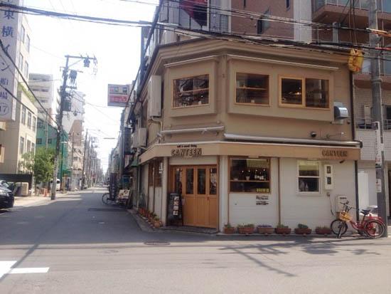 本町製麺所 天に向かう途中