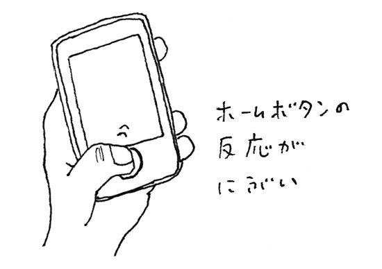 iPhone イラスト