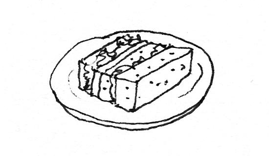 サンドイッチ イラスト