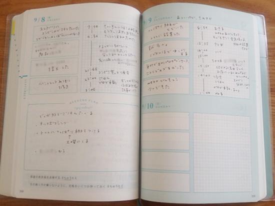 末野心手帳の使い方、書き方