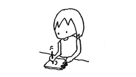 イラスト 描く