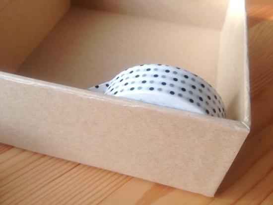マスキングテープ 収納箱