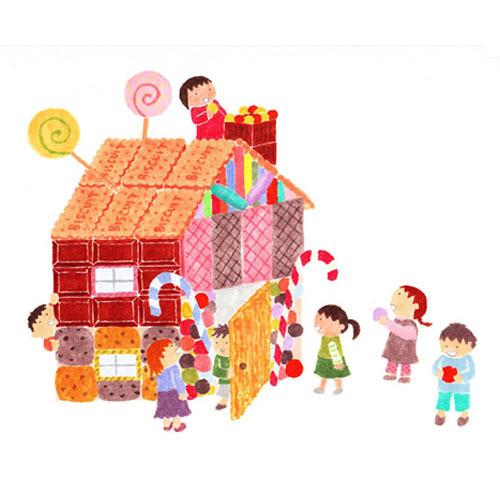 $手帖と暮らす日々。 ー chihiro illustration and diary-13pic_005_sweetshouse