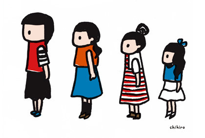 $ゆるかわイラスト工房 chihiro-12pic_018_fourgirl