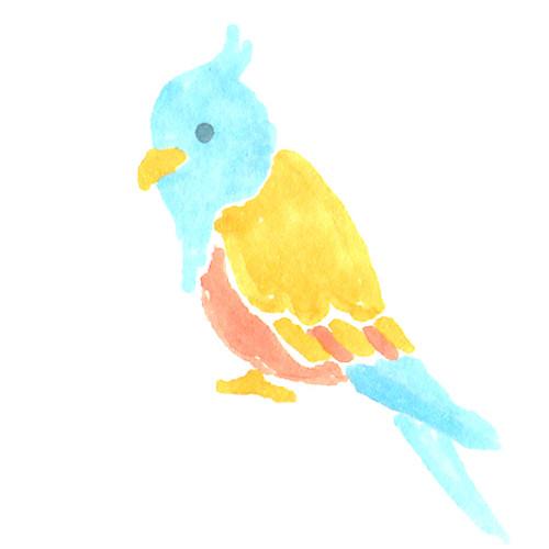 $ゆるかわイラスト工房 chihiro-13pic_015_bird