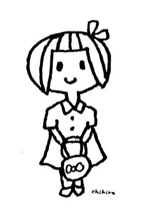 $ゆるかわイラスト工房 chihiro-13pic_016_monogirl