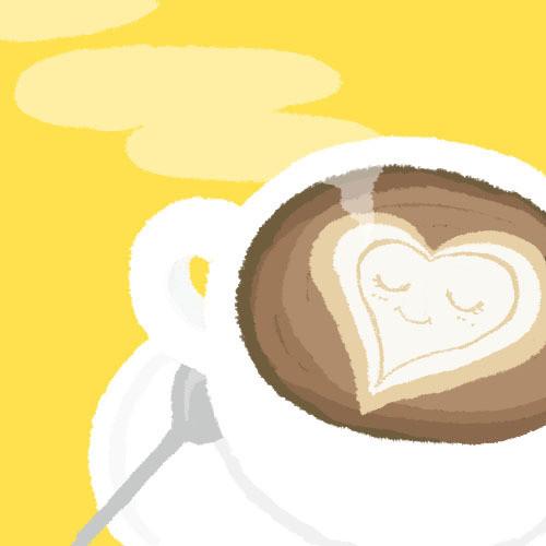 $ゆるくてかわいい。ゆるかわイラスト工房chihiro-icon_coffee