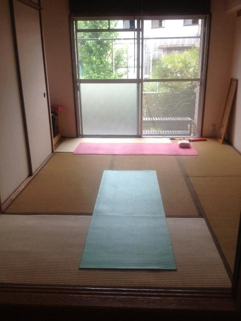 $ゆるくてかわいい。ゆるかわイラスト工房chihiro-130625_yoga1