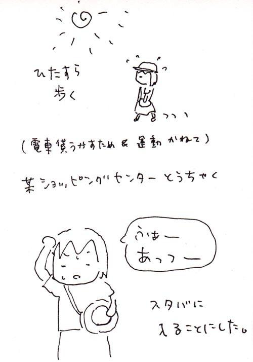 $ゆるくてかわいい。ゆるかわイラスト工房chihiro-130722_coffee1