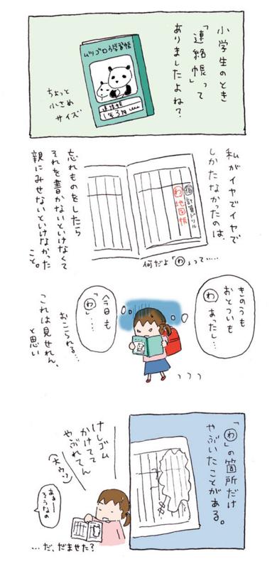 $ゆるくてかわいい。ゆるかわイラスト工房chihiro-13manga_004_renrakucho
