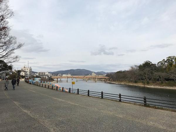 岡山城周辺