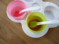 [離乳食]にんじん野菜スープのばし小さじ1