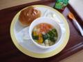 [離乳食]2013年8月24日の離乳食