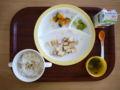 [離乳食]2013年8月28日の離乳食