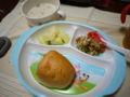 [離乳食]2013年9月4日の離乳食