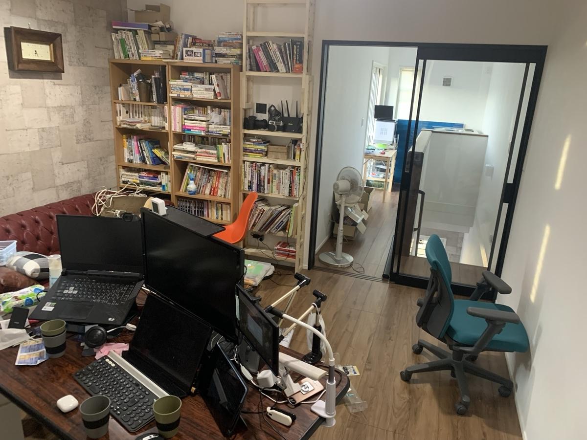 デジラボ倉敷のオフィス