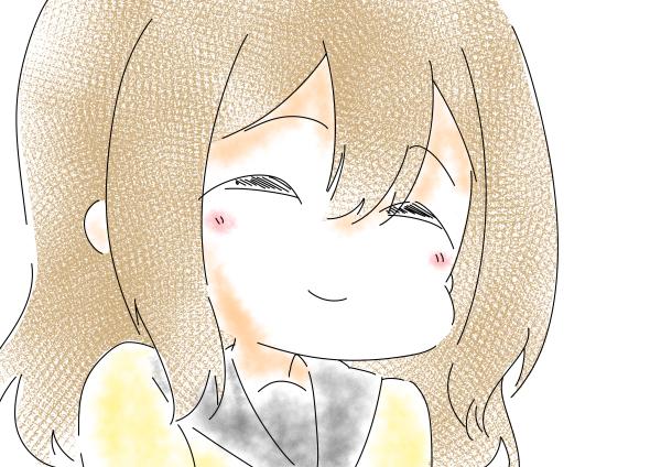 サンシャイン9話国木田花丸微笑み