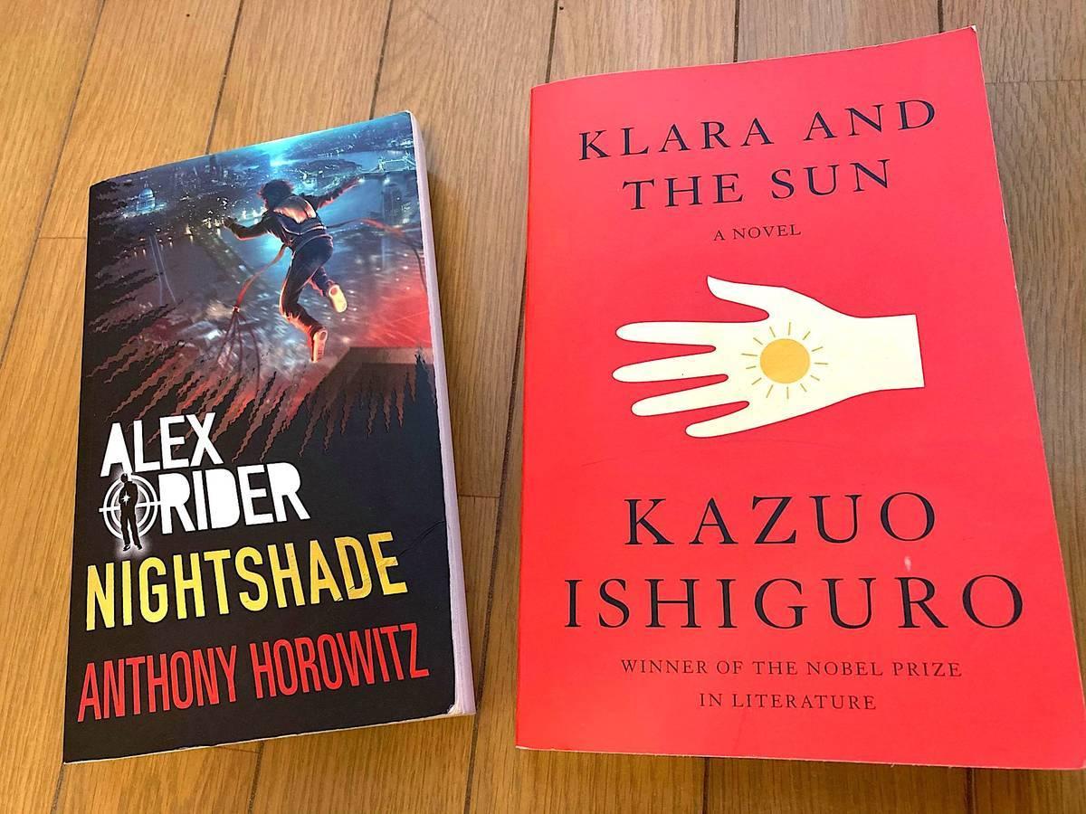 『Klara and the Sun』Kazuo Ishiguro