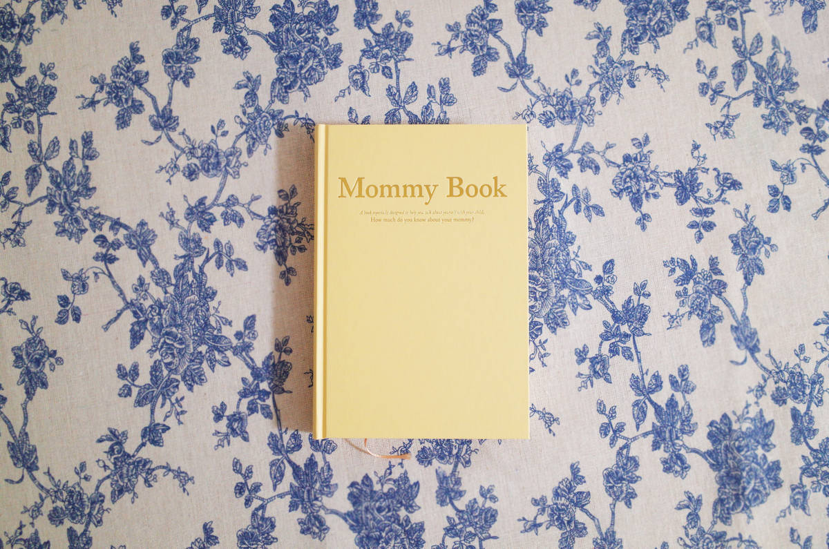 『Mommy Book』イメージ