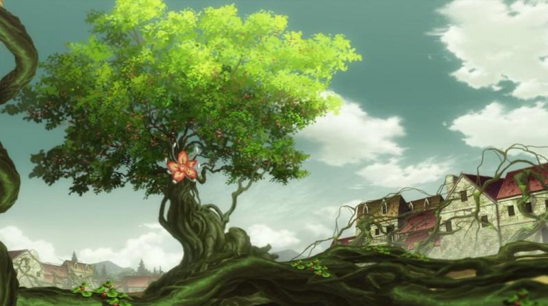 盾の勇者の成り上がり7話『神鳥の聖人』