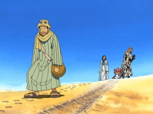 ONE PIECE(ワンピース)98話