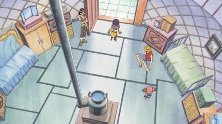 ONE PIECE(ワンピース)208話