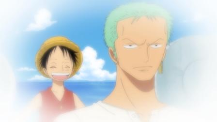 ONE PIECE(ワンピース)222話