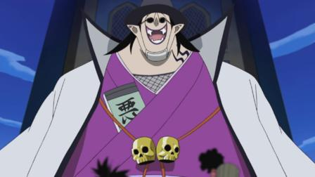 ONE PIECE(ワンピース) 407話