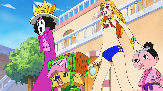 ONE PIECE(ワンピース) 644話