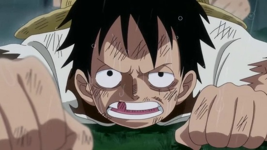 ONE PIECE(ワンピース) 823話