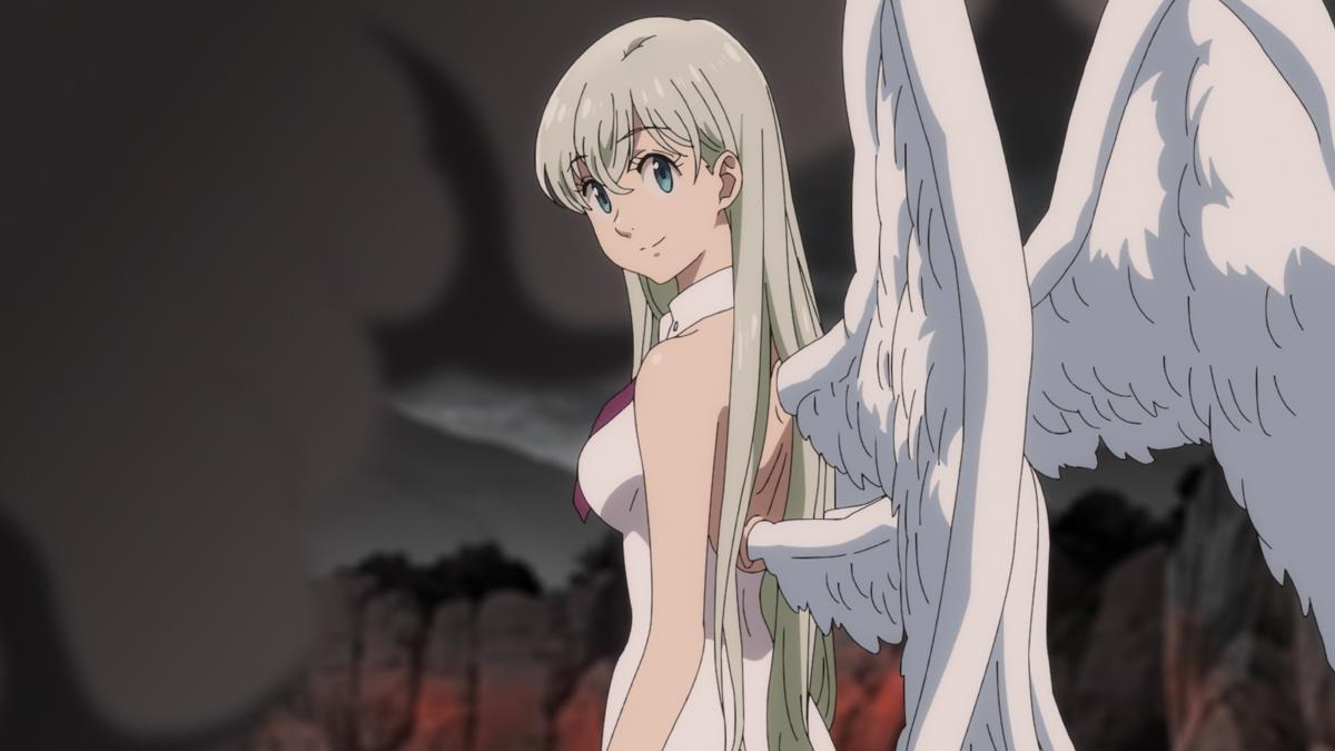 七つの大罪神々の逆鱗3話アニメ