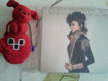Andy Allo Superconductor CD