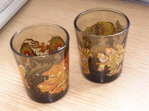 杏露酒のオマケ(数年前の)
