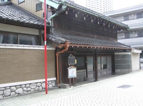 旧家(横山家)