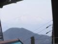 [榛名湖]榛名富士からの浅間山