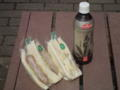 [たべもの]サンドイッチを調達して公園でお昼。