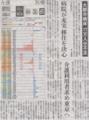流しの介護人とかでてきたりして 2014年12月7日朝日新聞