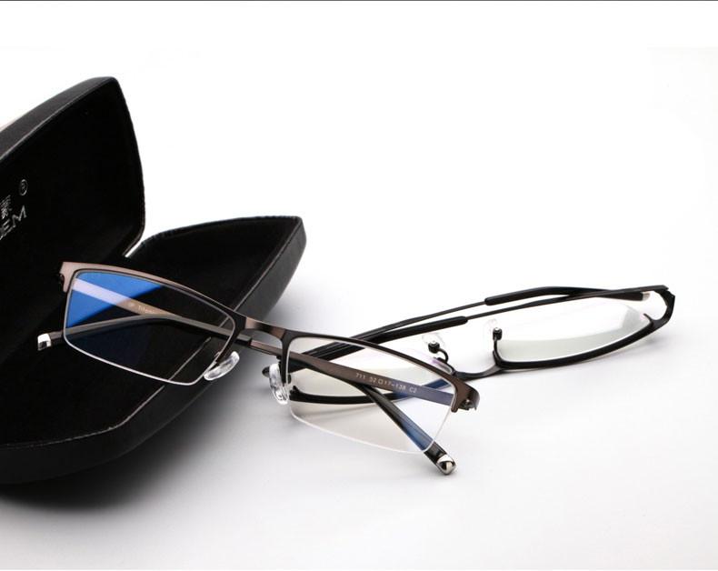 眼鏡ハーフリム メガネ おしゃれランキング