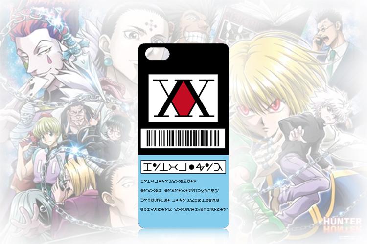 ハンターライセンス型iPhone Xs MaxケースアイフォンXS/XR/8/7