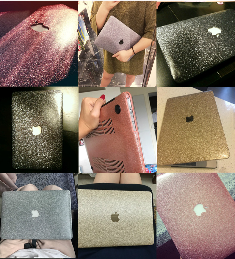 きらきらマックブックMacBook Pro 13インチ ケース