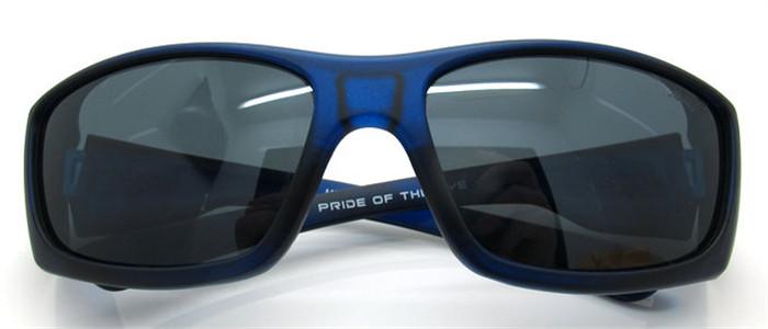 紫外線カット花粉症用メガネ 大きいフレーム防風
